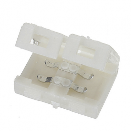 4 x 3528 Single Colour LED Strip Connectors