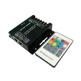 RGB RF Controller with 20 Key Remote