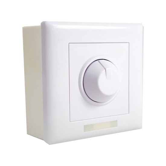 Buy 12v LED Dimmer Switch (White) - Controller Included Online at