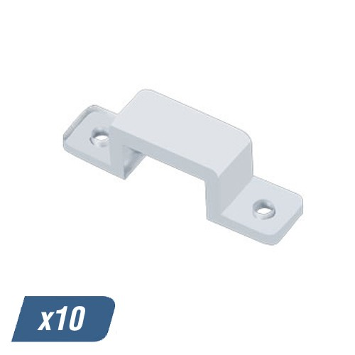 Buy 10 x silicone brackets for led strip lights online at low prices 10 x silicone brackets for led strip lights mozeypictures Image collections
