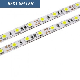 1m 60 LED Single Colour 5050 Strip Light