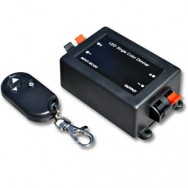 Single Colour LED Dimmer Switch (with keyring remote)