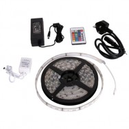 5m Colour Changing LED Strip Light Kit (60x5050, 14.4W, 330-1020LM)