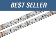 1m RGB 60 LED 5050 LED Strip Light