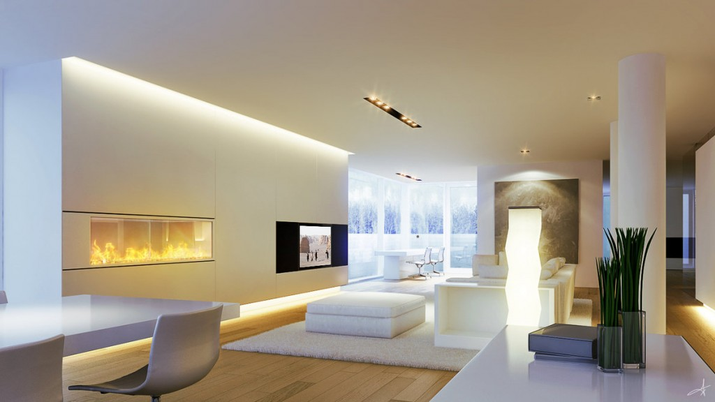 LED Strip Lights And Interior Design Blog Amazing Lighting In Interior Design Collection