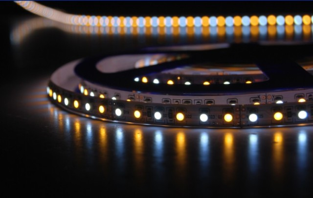 Dual Colour LED Strip Lights